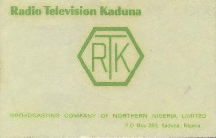 qsl radio nigeria kaduna